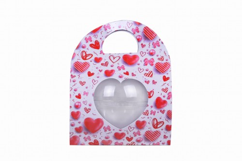 Ultimakes Globe Bag (Pack of 10) - HEART